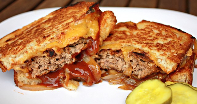 Stubb's Patty Melt